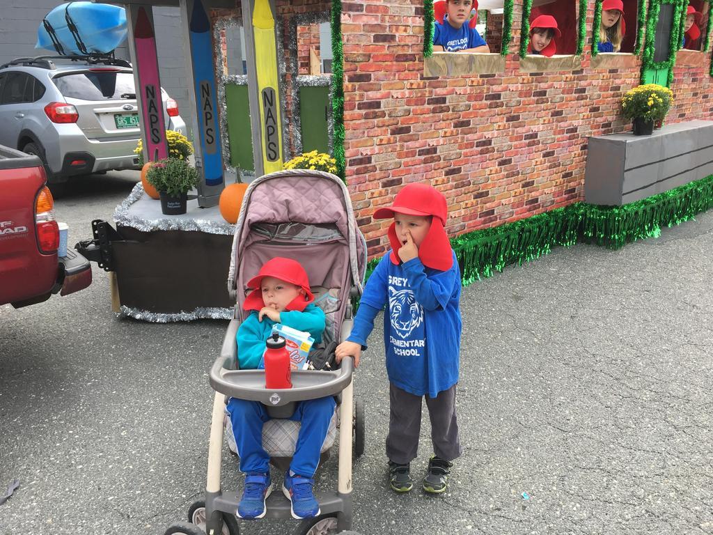 Fall Foliage Parade 2018
