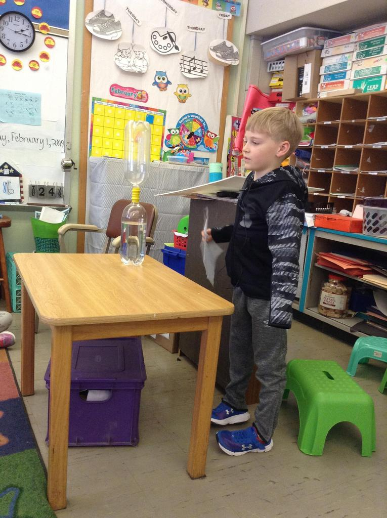 Grade 2 Scientist of the Week
