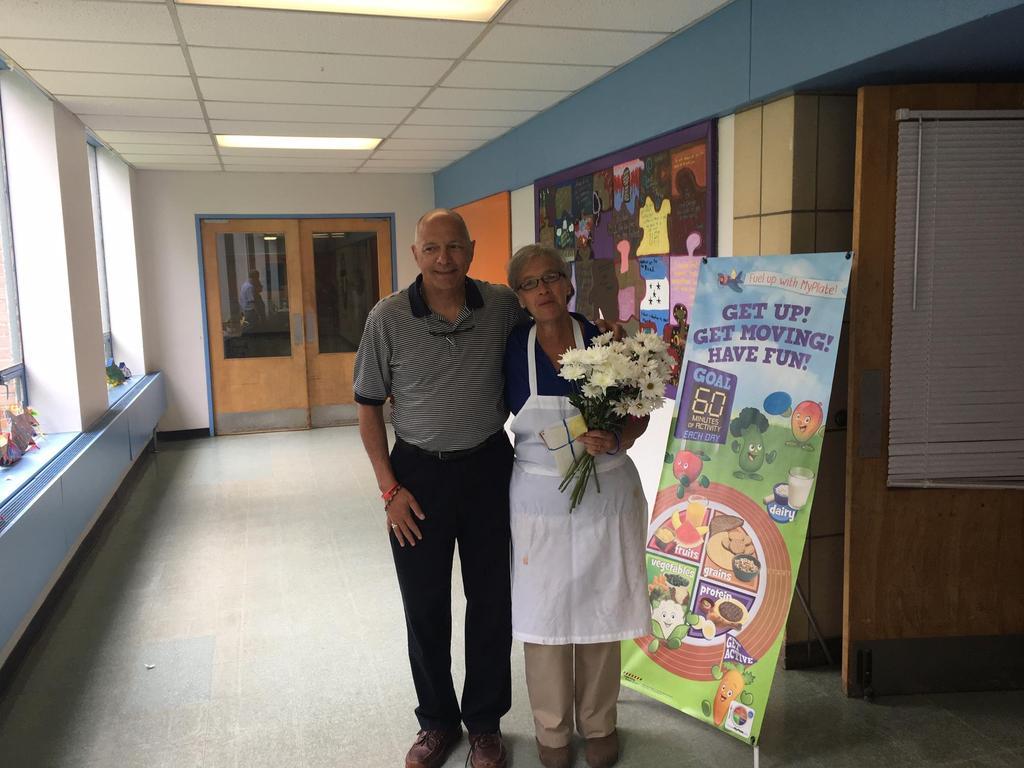 Retirement Celebration -- Mrs. Cozzaglio and Mrs. Ziter