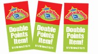 Double Points Items