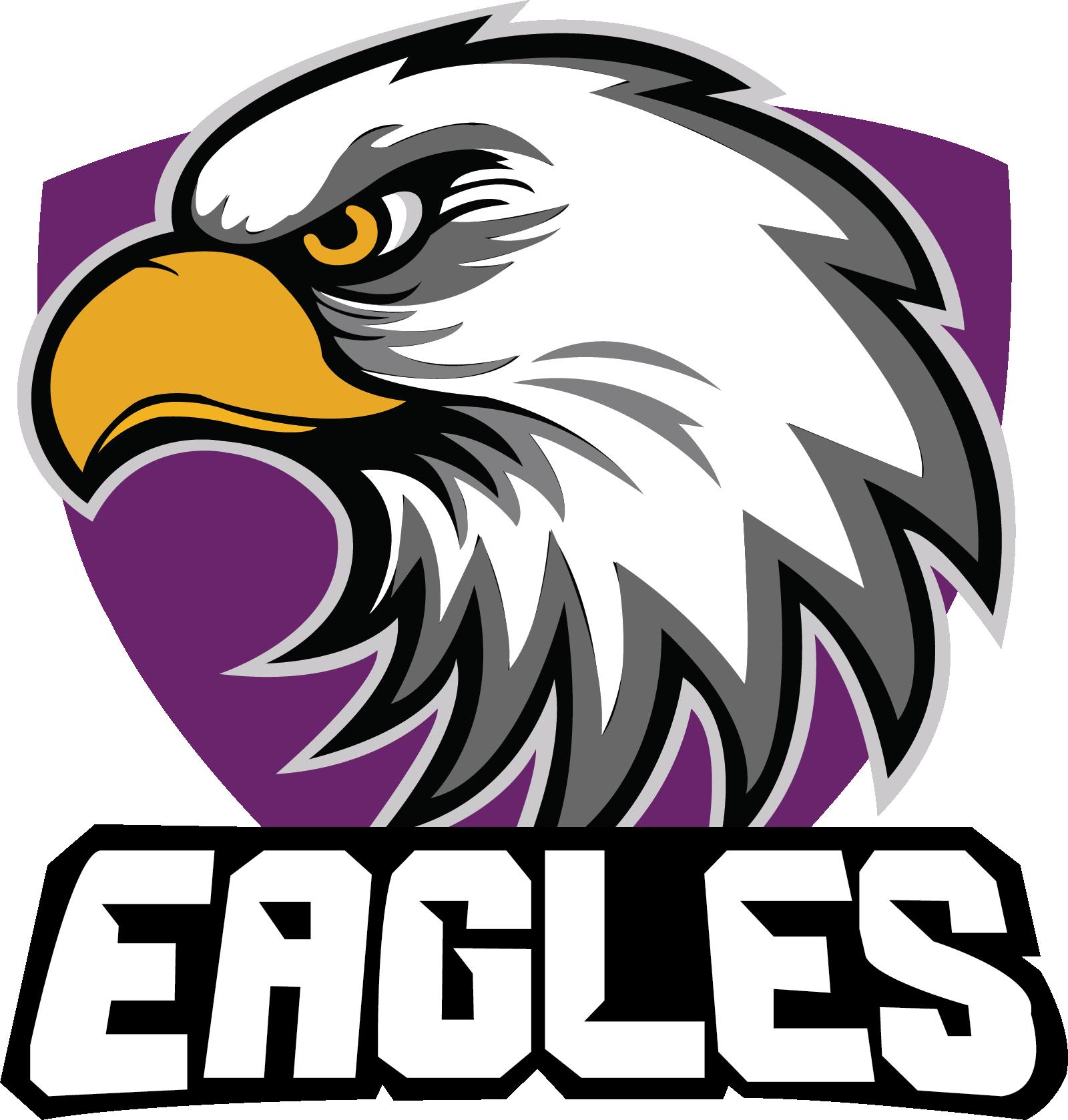 Eagle Logo with Shield