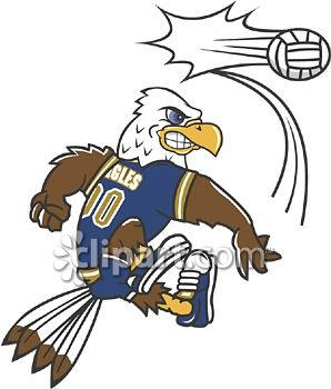 Eaglemascot