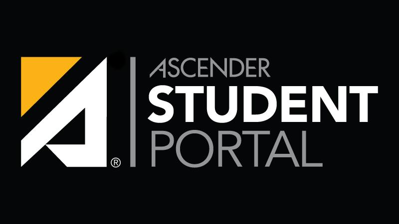 Ascender Student Portal