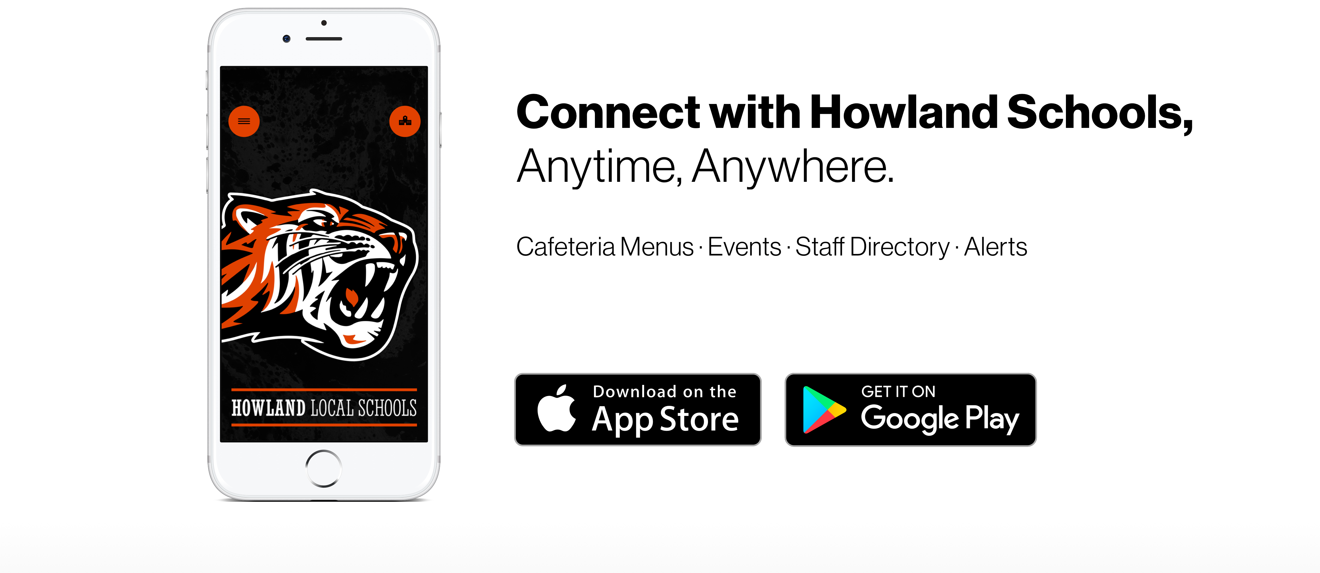 Connect with Howland