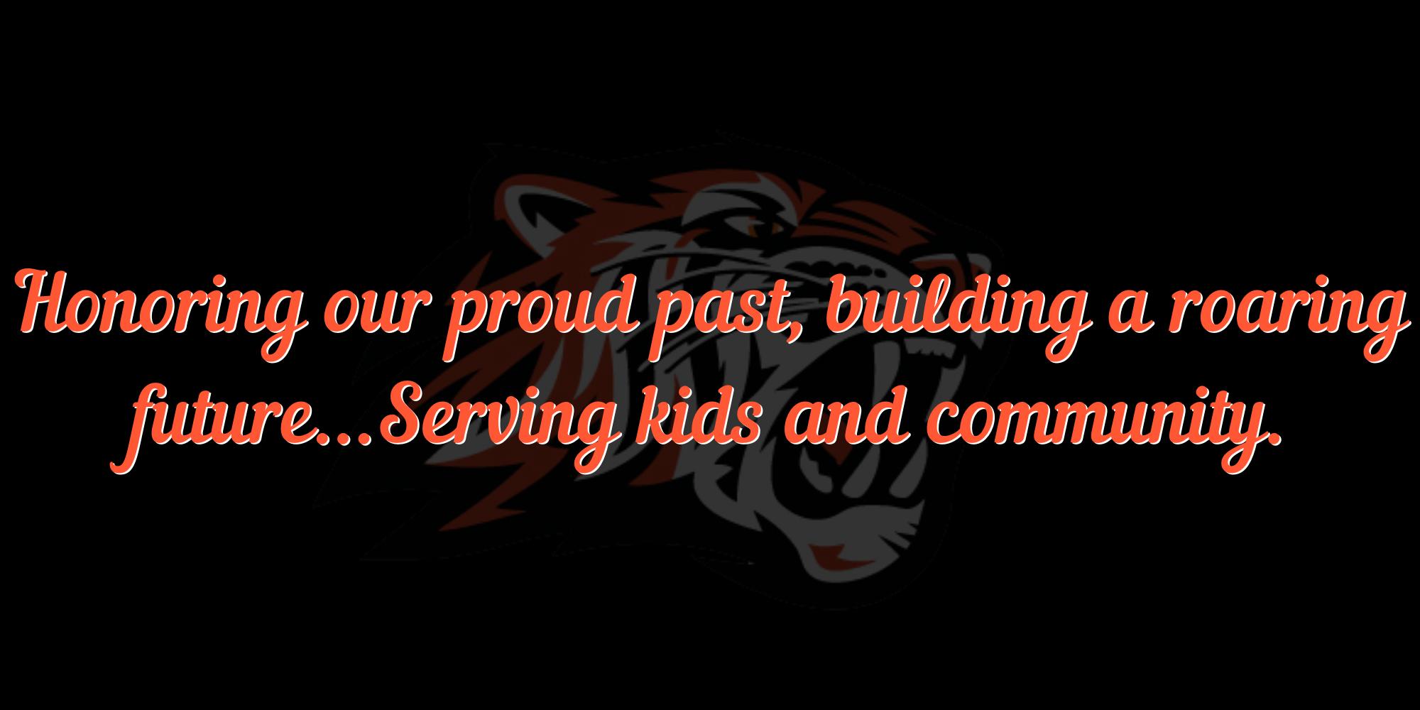 proud past roaring future