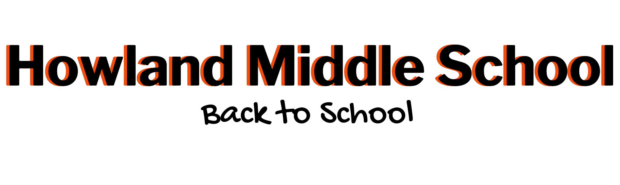 Howland Middle School