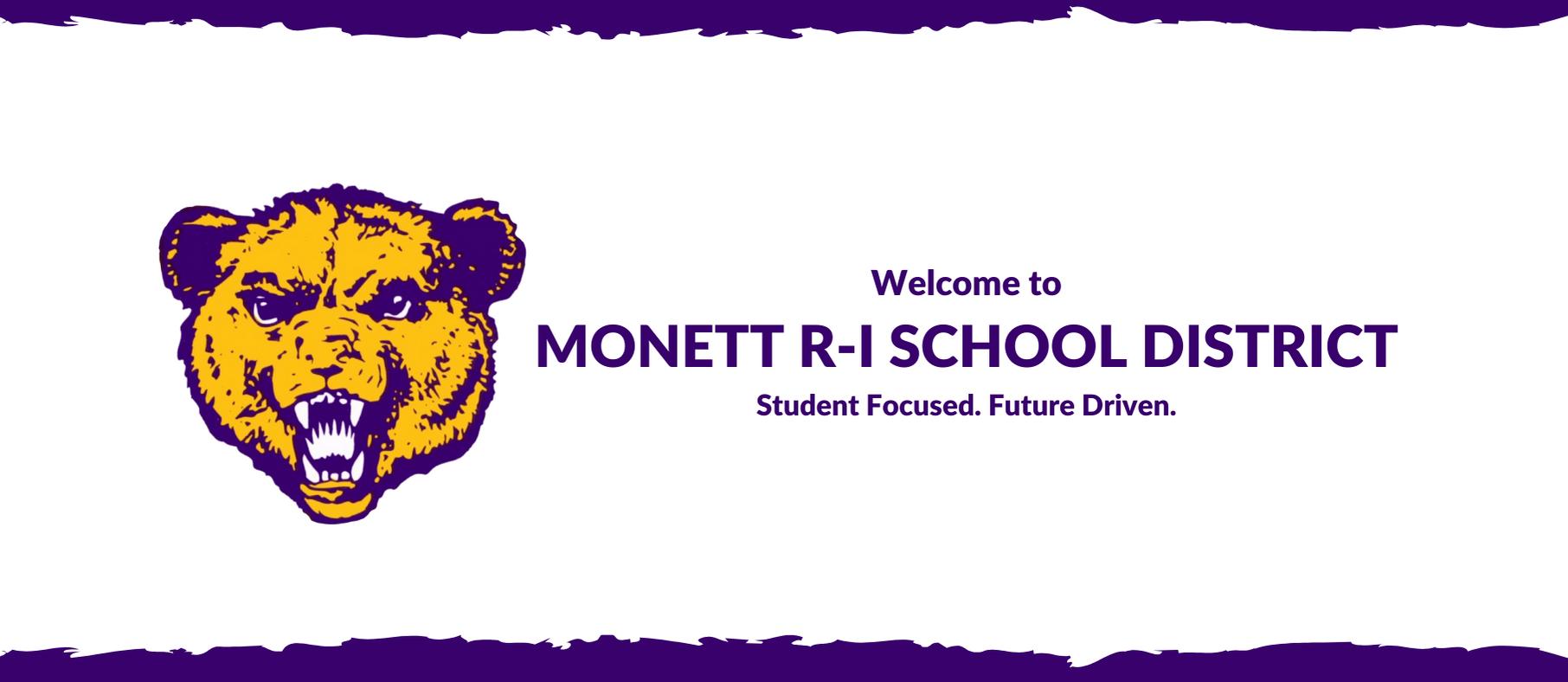 Welcome to Monett Schools