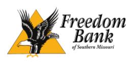 Freedom Bank Logo