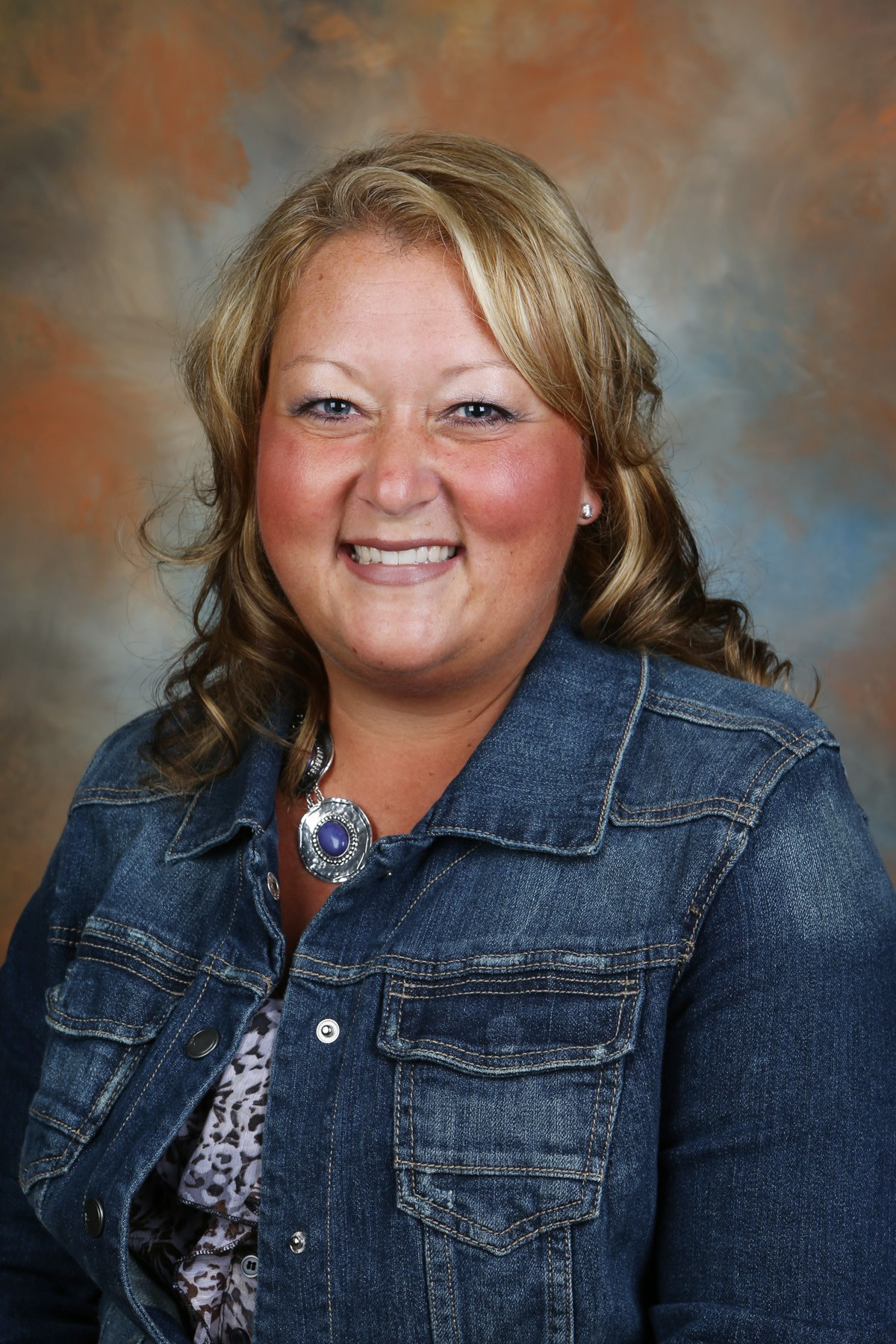 Photo of Mrs. George, MS Guidance Counselor.