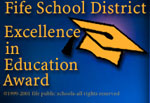 Fife School District - Excellence In Education Award