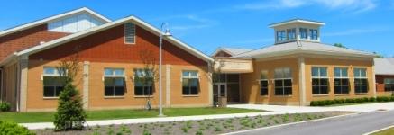 Photo of the Geneva Platt R. Spencer Elementary School.