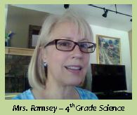 Photo of Mrs. Ramsey.