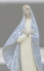 St. Mary's figurine