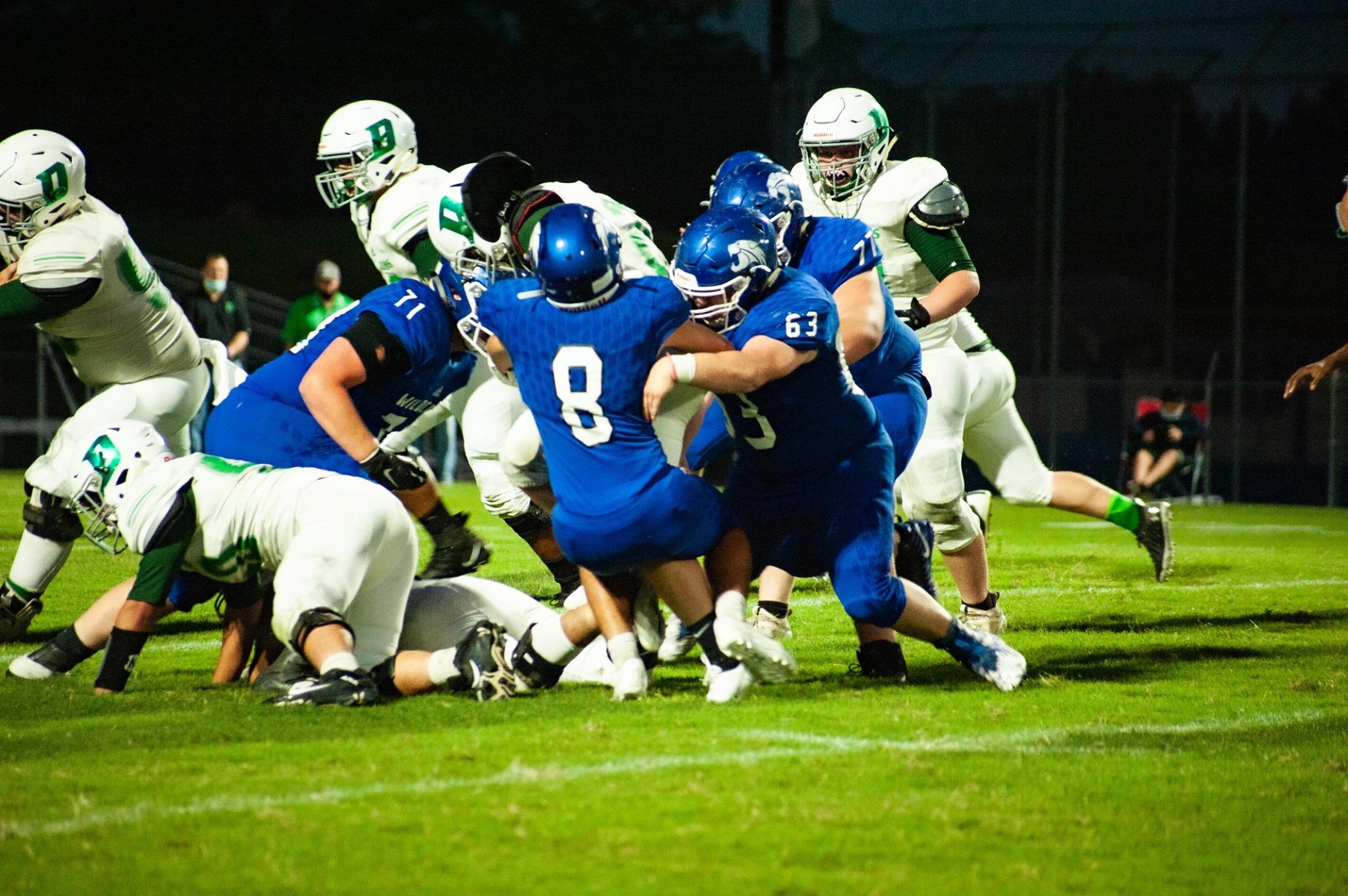 Harrison tackle