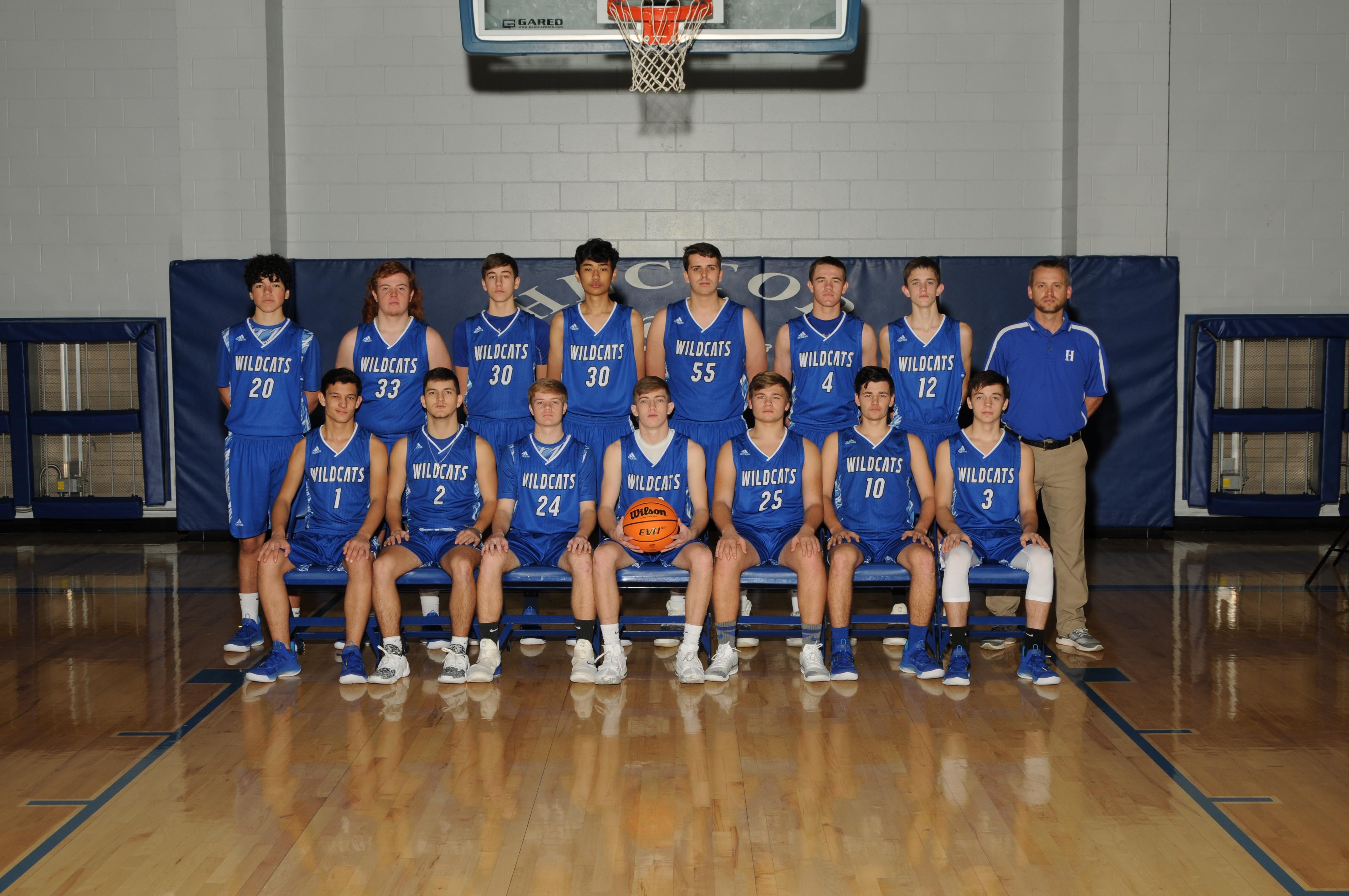 2019-2020 Sr Boys Basketball