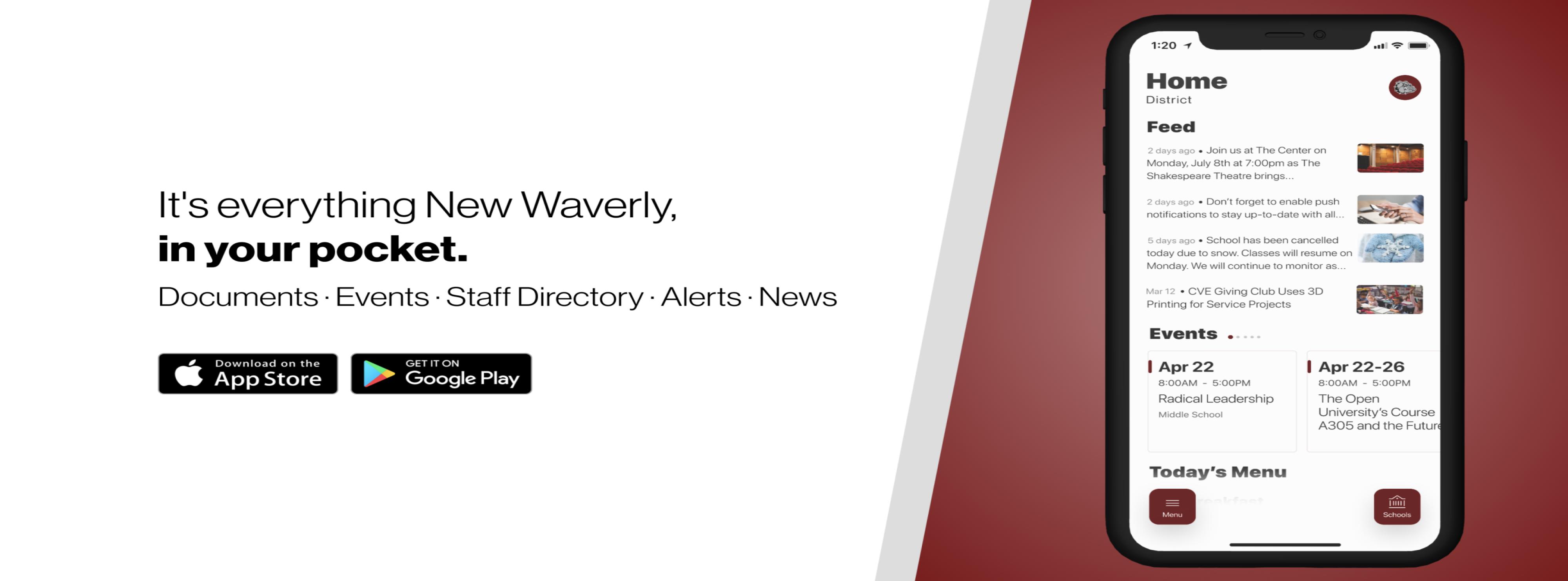 NWISD app updated