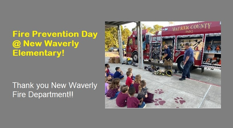 Fire Prevention Day @ NW Elementary