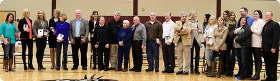 Community Hall of Fame 2015