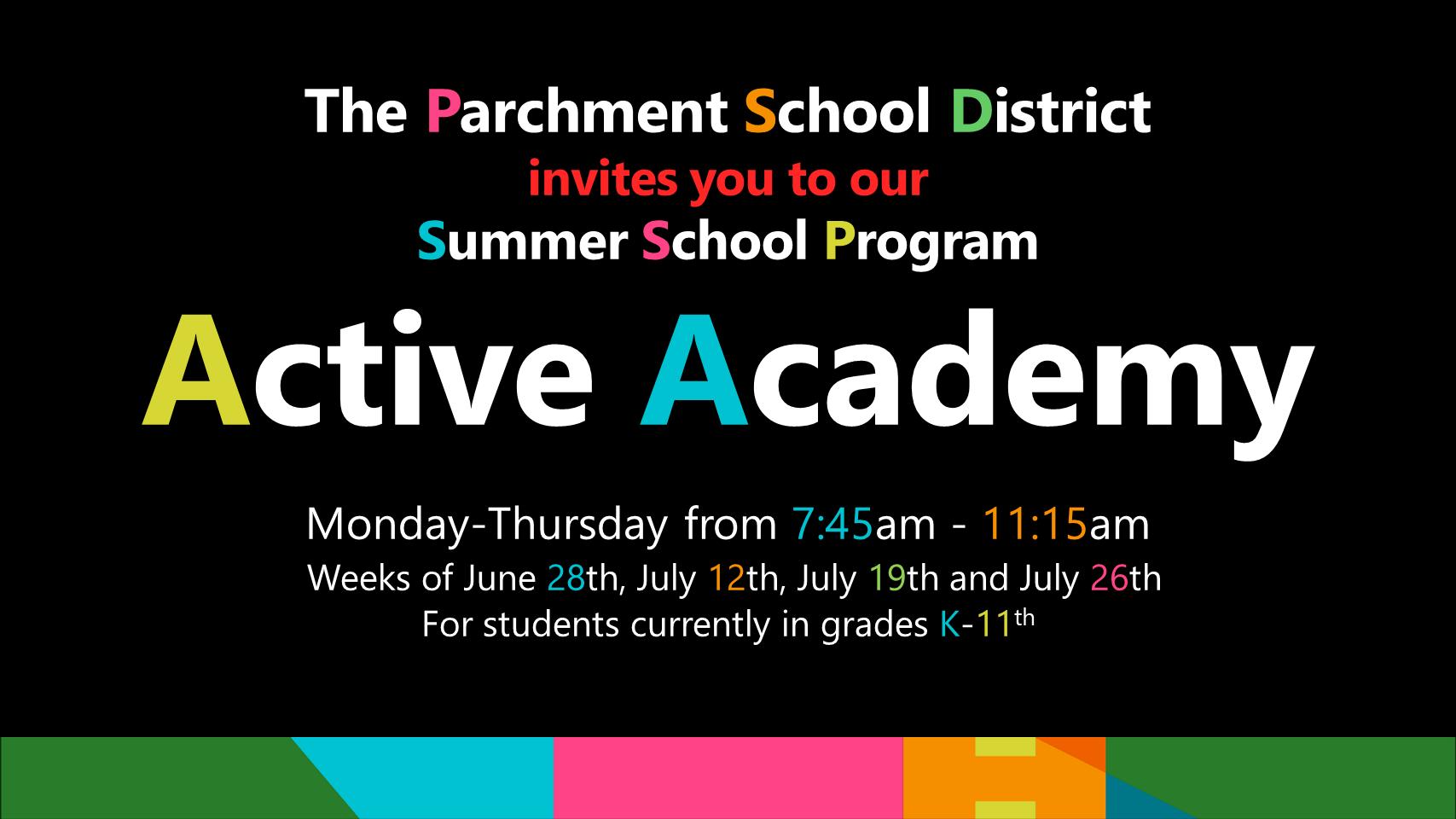 21 active academy