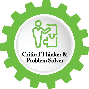 Critical Thinker & Problem Solver