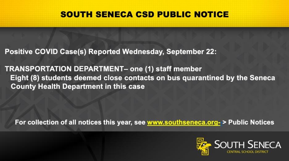 Notice Sept22