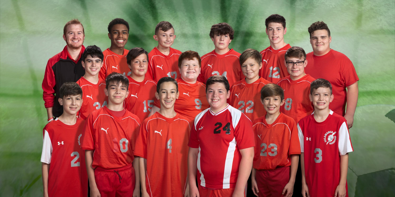 Fall Sports Team Photo