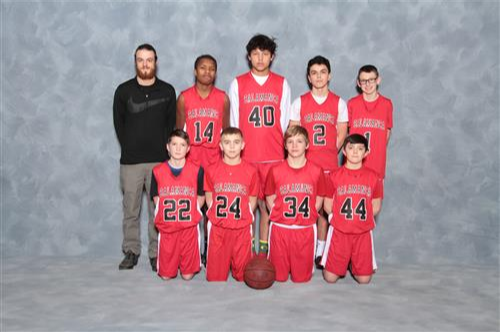 BOYS' MODIFIED BASKETBALL