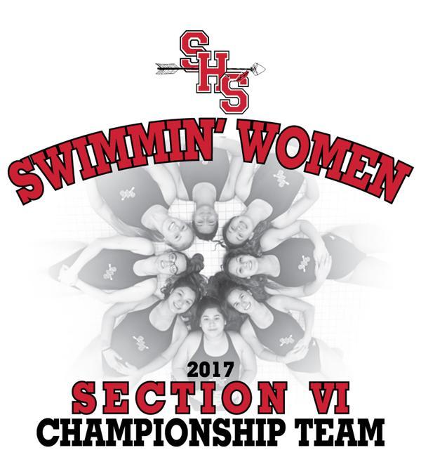 SWIMMIN WOMEN SECTIONALS 2017