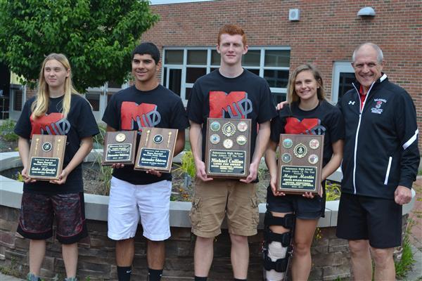 2016-2017 Athletic Awards