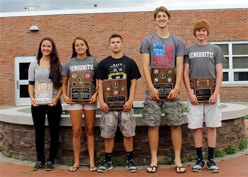 2014-15 Athletic Awards