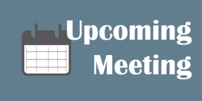 Upcoming Meeting Icon