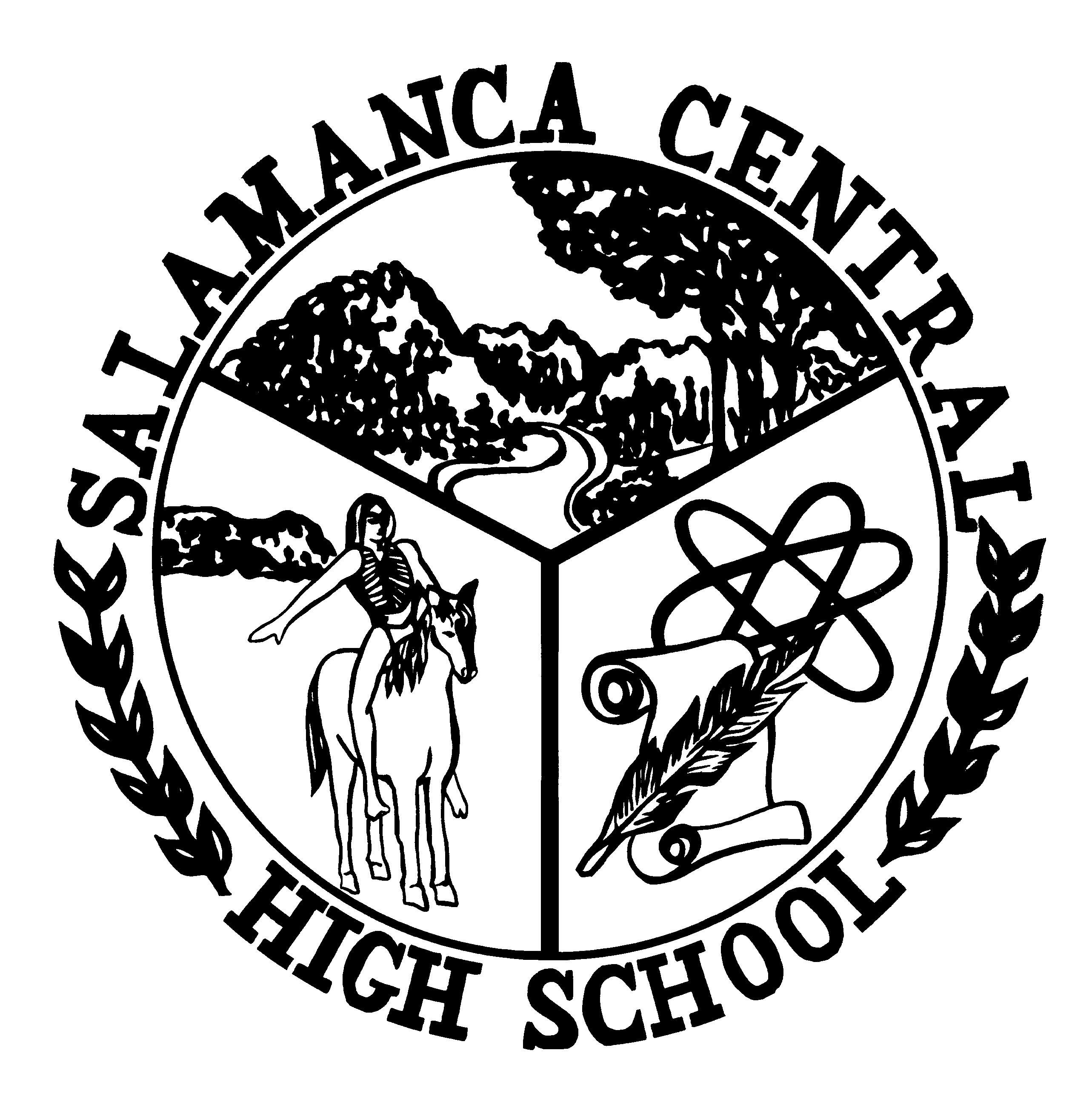 Salamanca High School Crest
