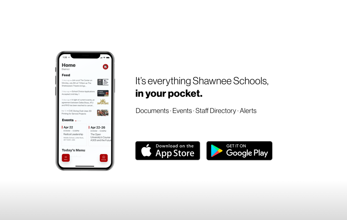 Check out our updated app!