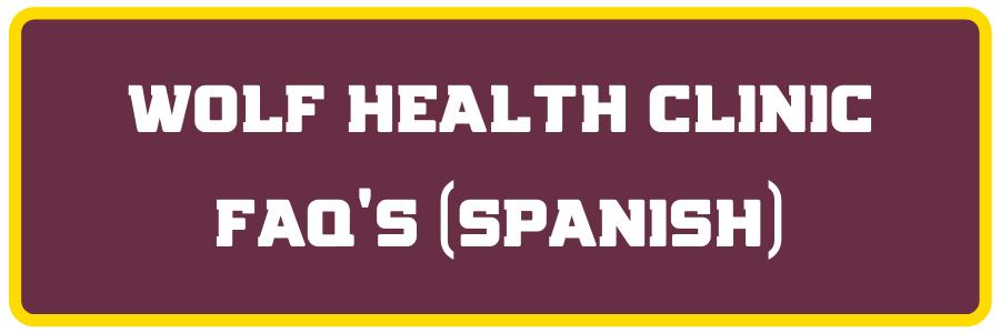 FAQ's Spanish