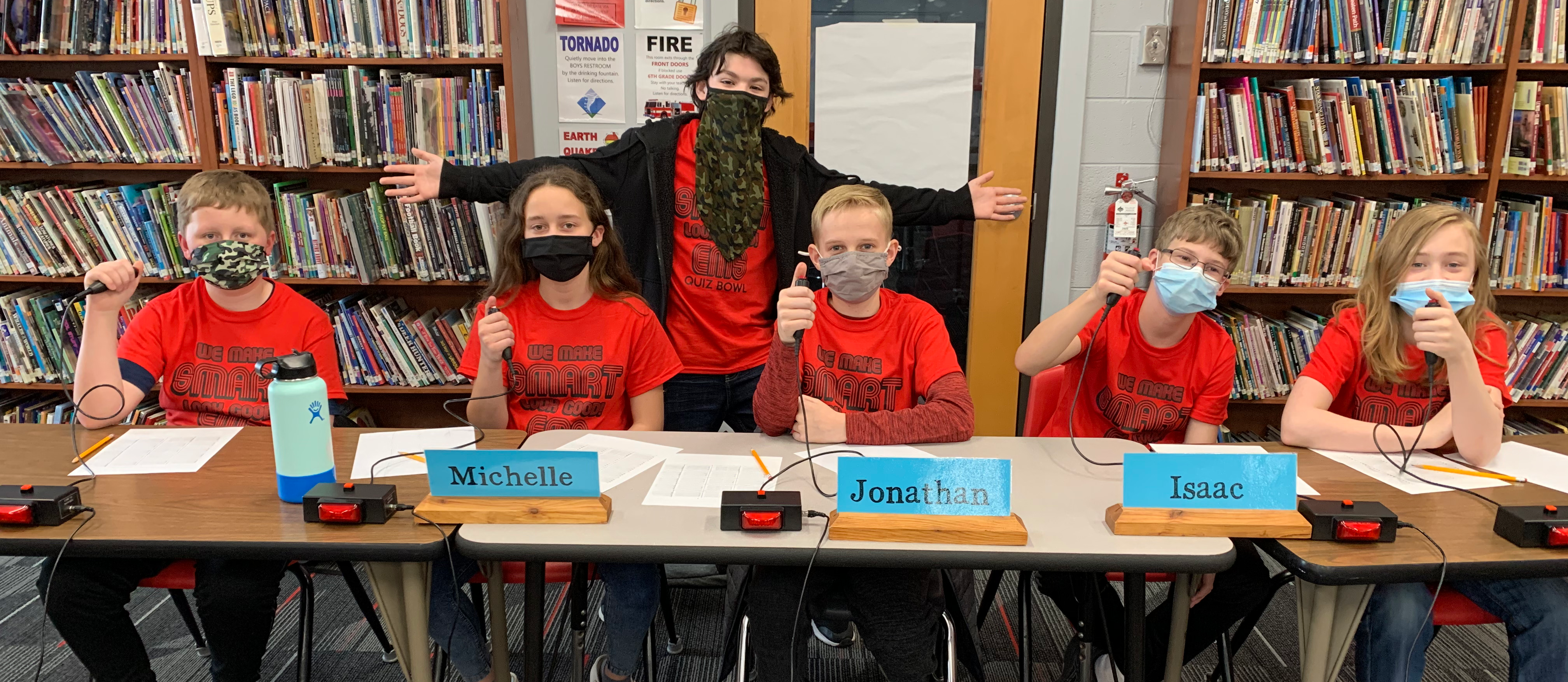 7th Grade Quiz Bowl