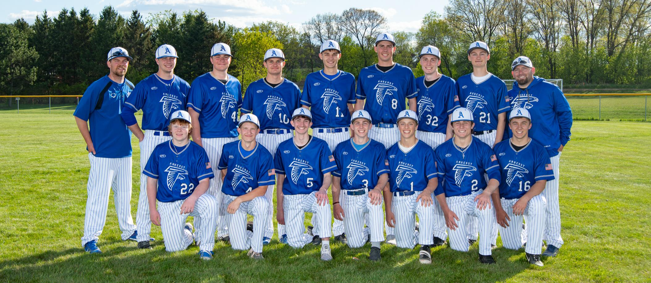 AHS Baseball Team