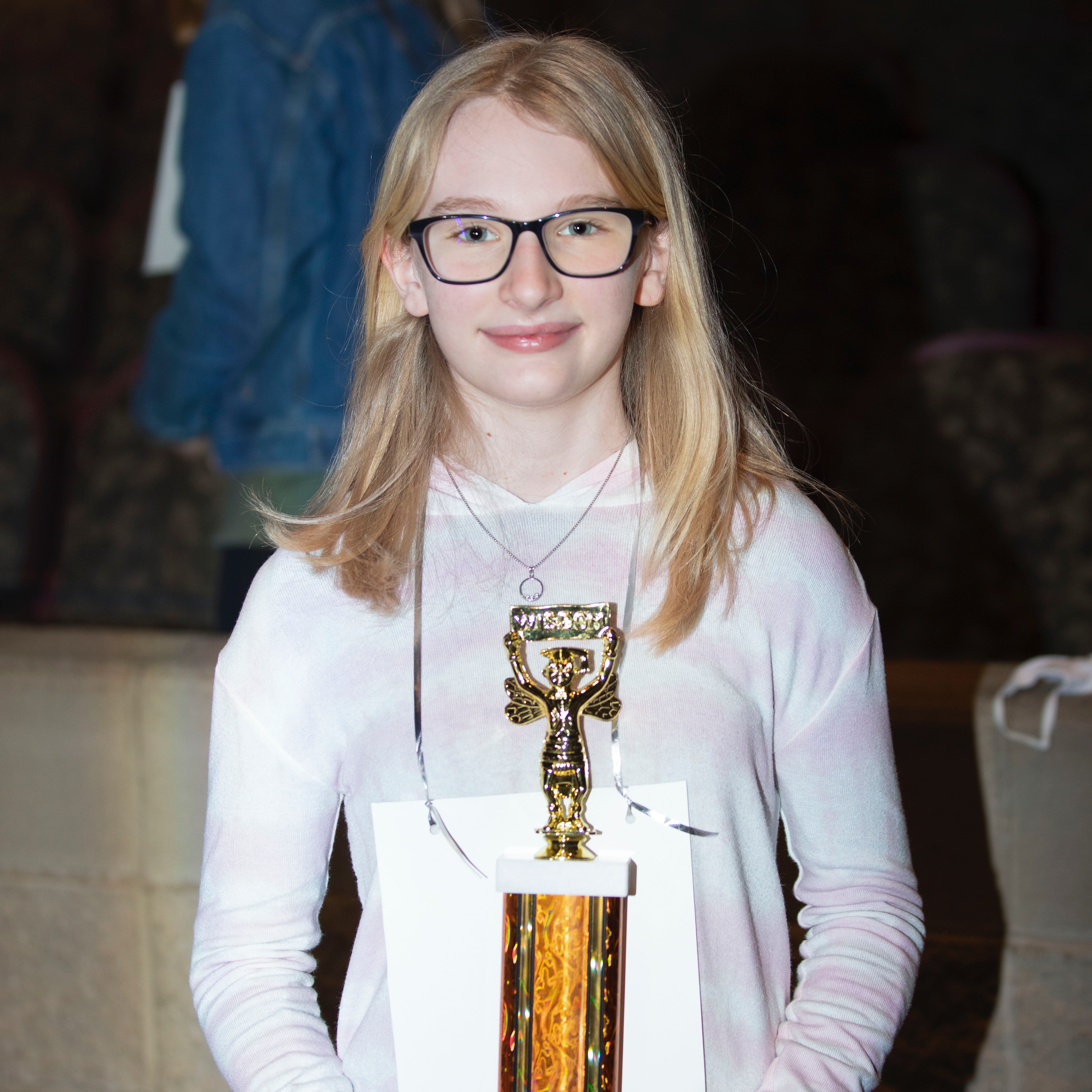 Evelyn Montgomery (3rd Place)