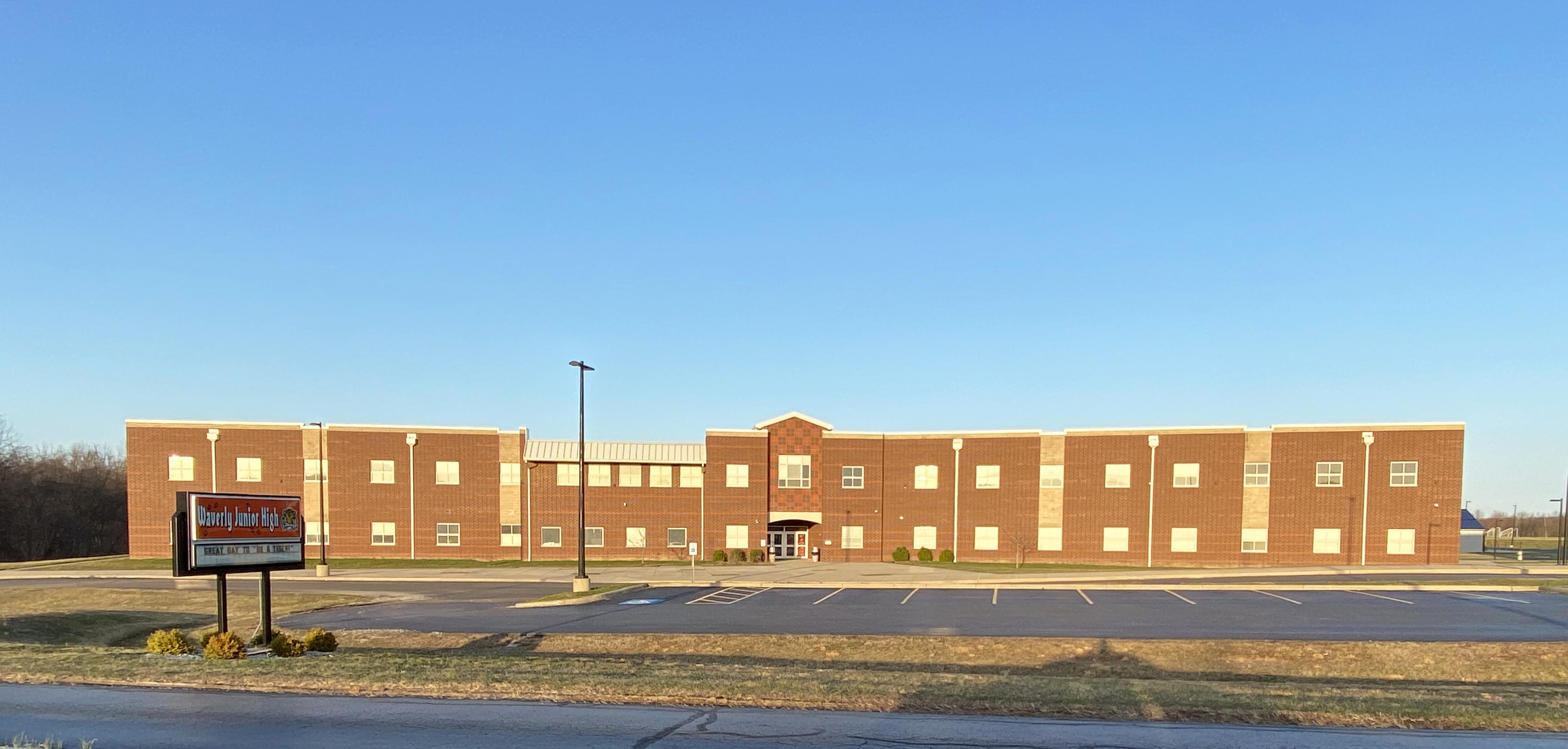 Jr. High Building