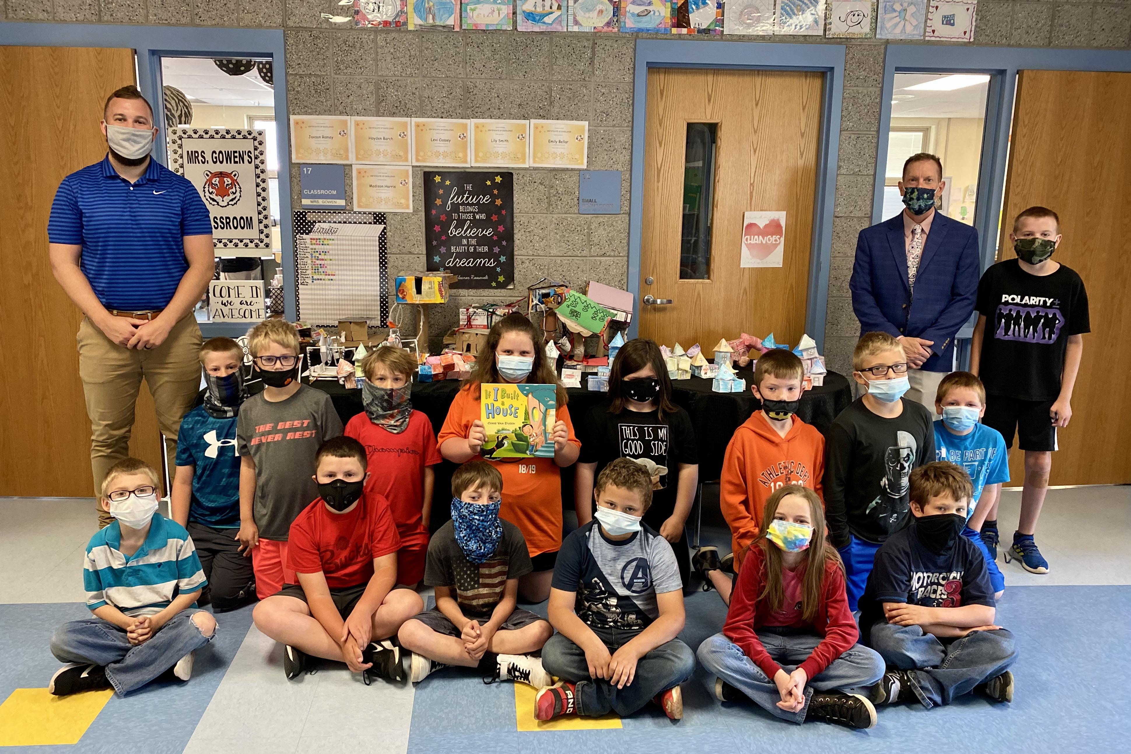 Mr. Crabtree's class