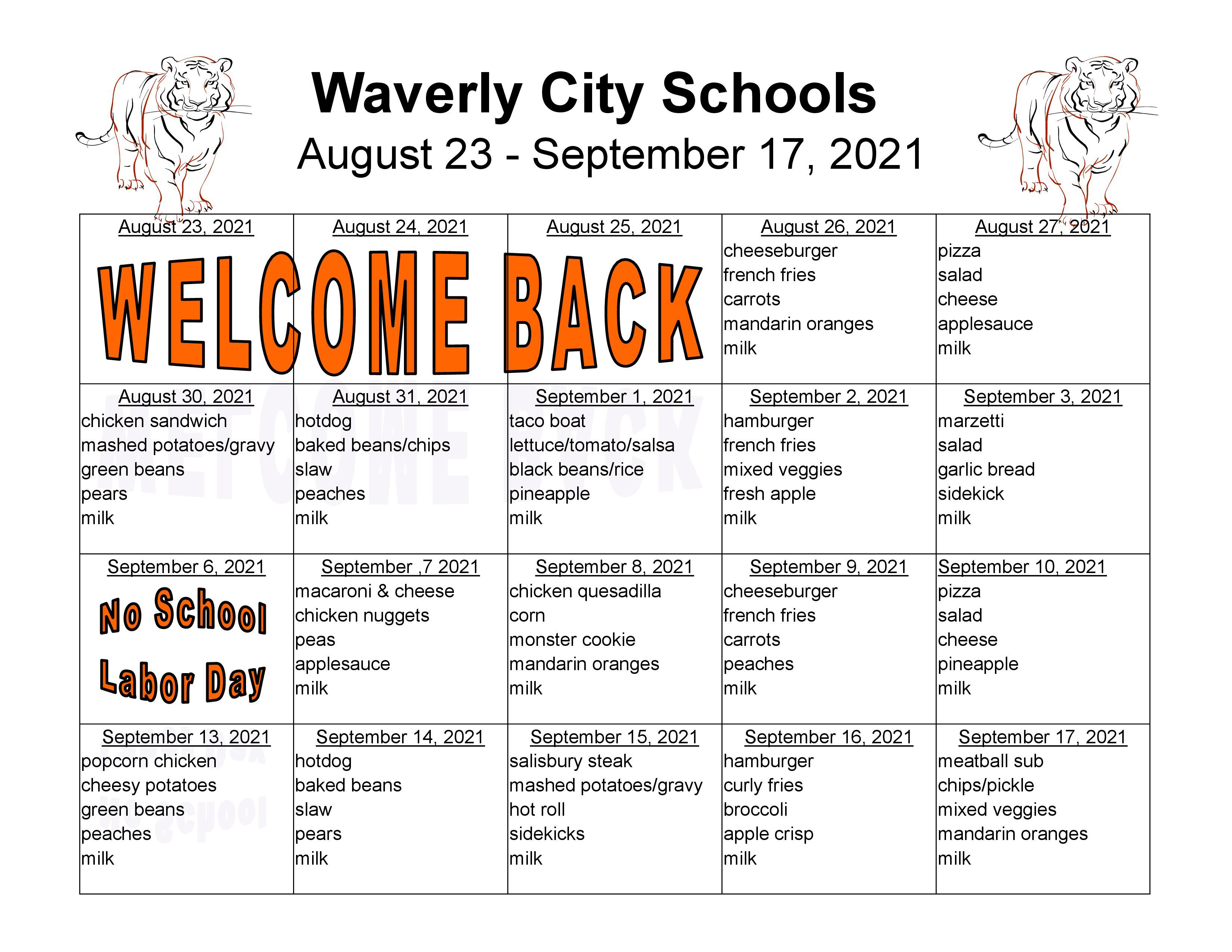 August 23- September 17, 2021