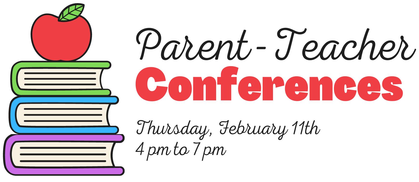 Conferences - Thursday, February 11, 4 -7
