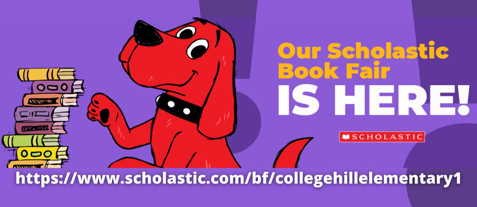 Virtual Book fair starts tomorrow!