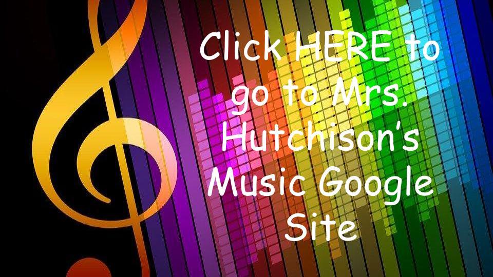 Mrs. Hutchinson's Google Site