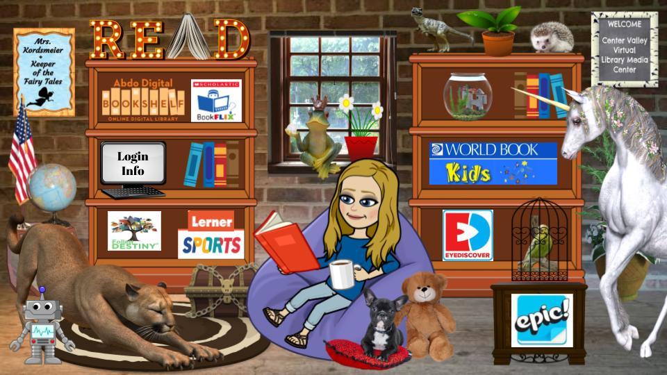 Center Valley Virtual Library