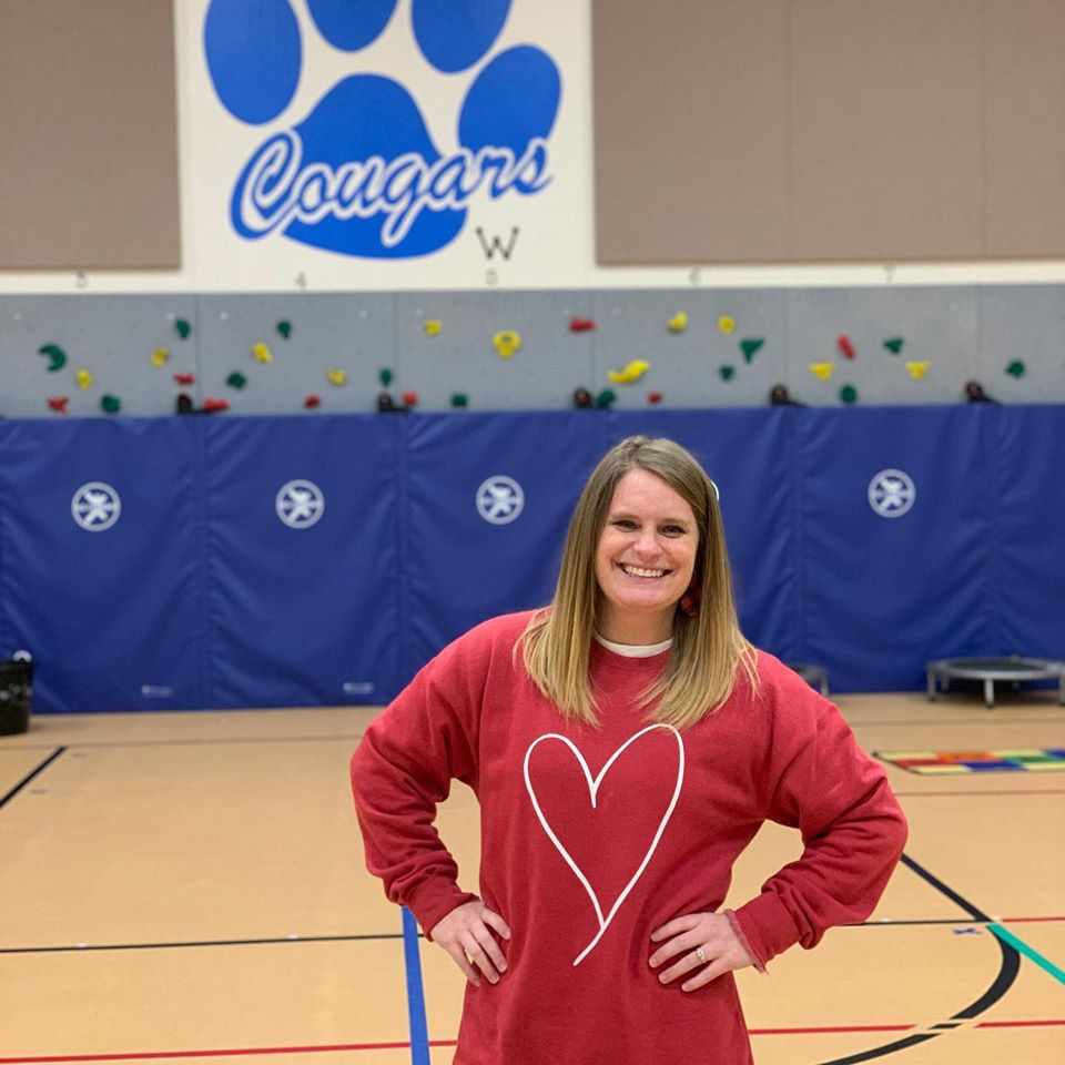 PE at Home with Mrs. Bass