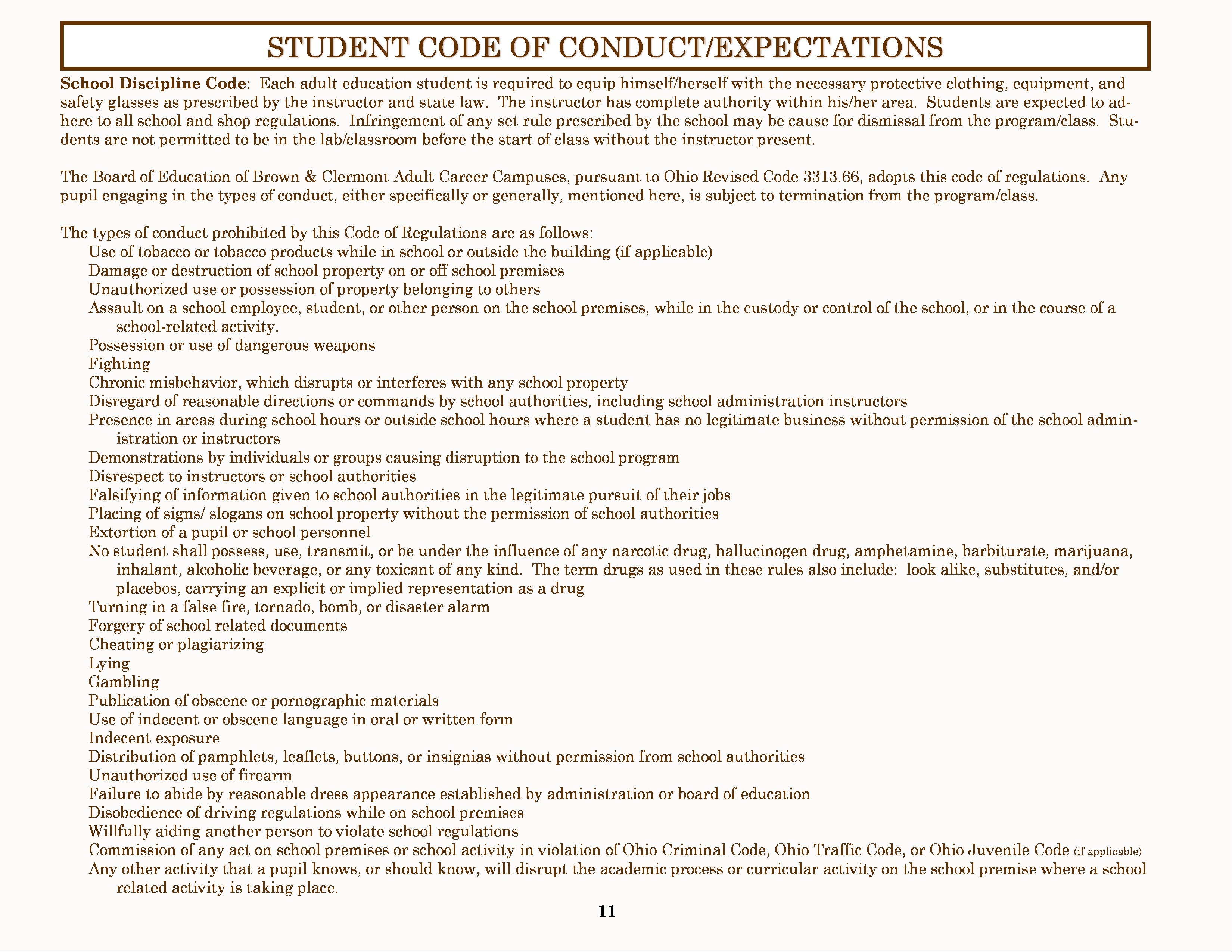 Course Catalog - Page 11