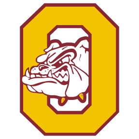 Osborne County 'O' and Bulldog logo