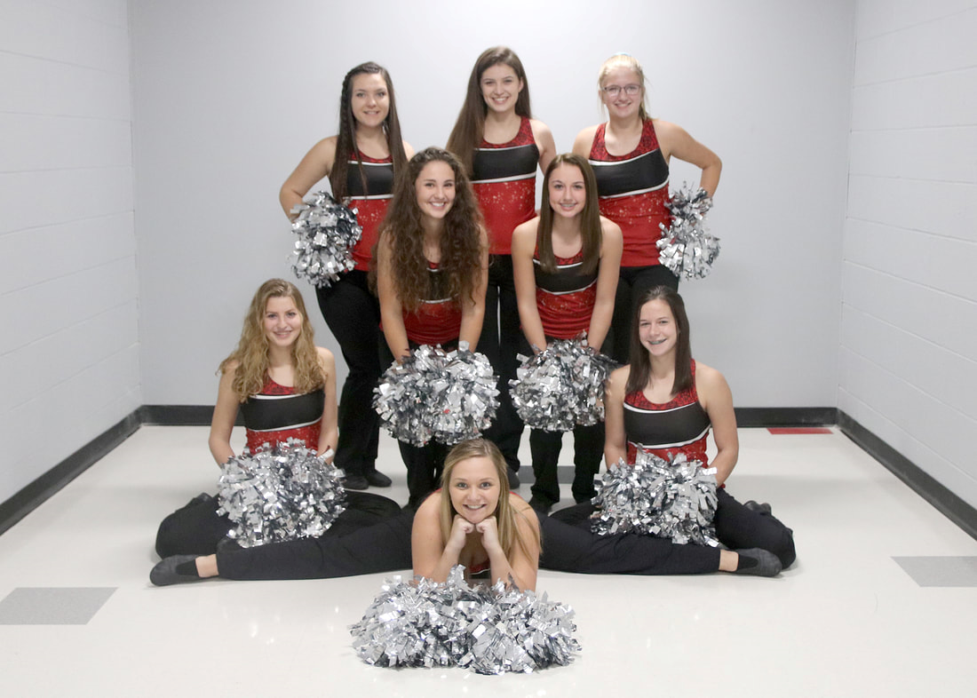 Photo of the DANCE team.