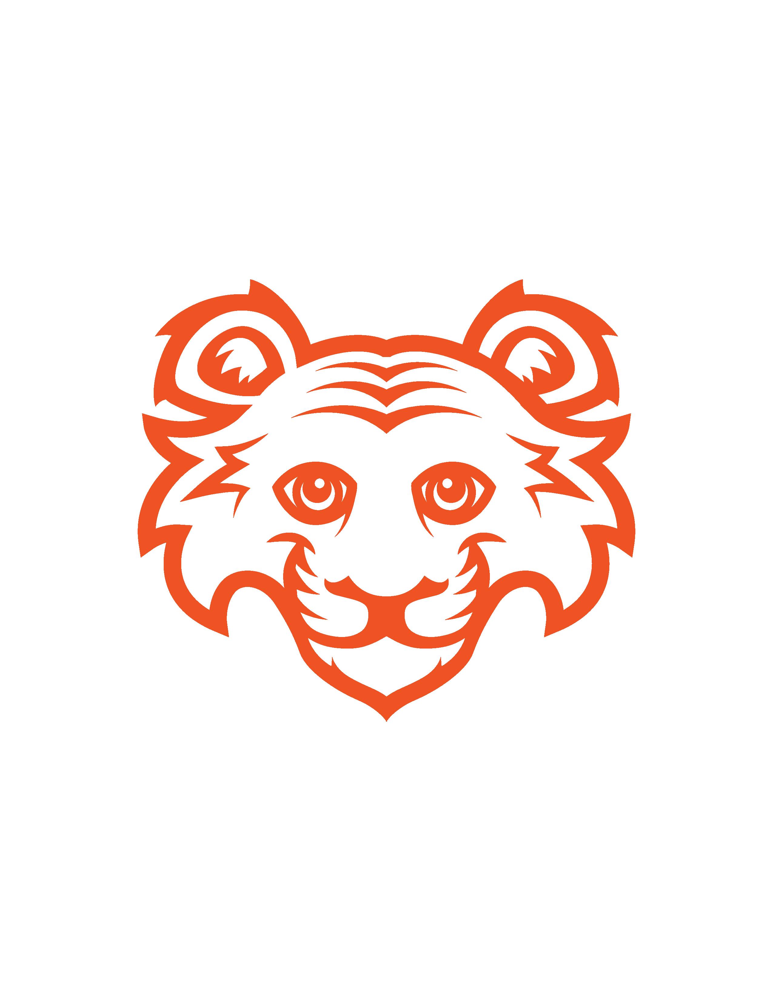London Tiger Graphic