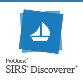 Pro Quest SIRS Discoverer